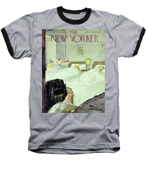 New Yorker December 29 1956painting Baseball T-Shirt