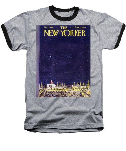 New Yorker December 6 1958 Baseball T-Shirt