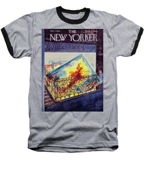 New Yorker February 03 1962 Baseball T-Shirt