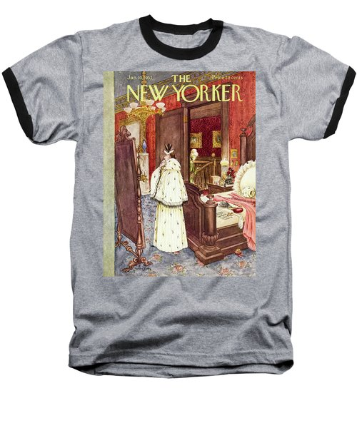 New Yorker January 10 1953 Baseball T-Shirt