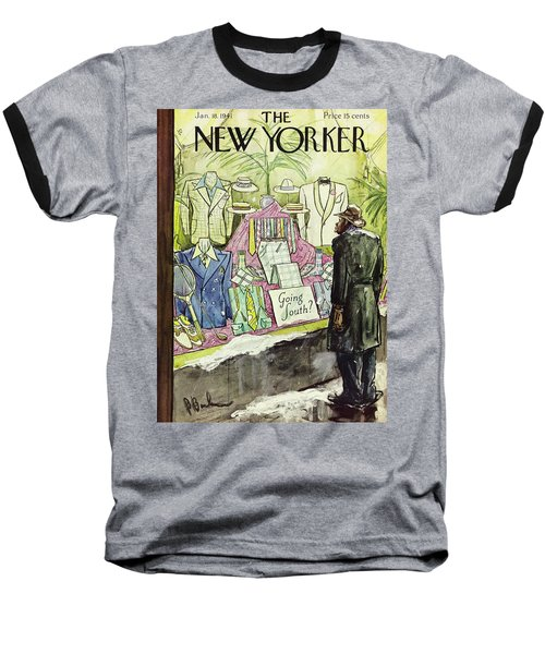 New Yorker January 18 1941 Baseball T-Shirt