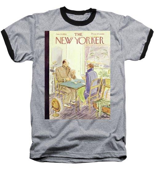 New Yorker January 23 1954 Baseball T-Shirt