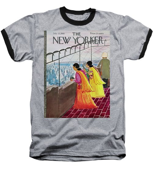 New Yorker July 22 1961 Baseball T-Shirt