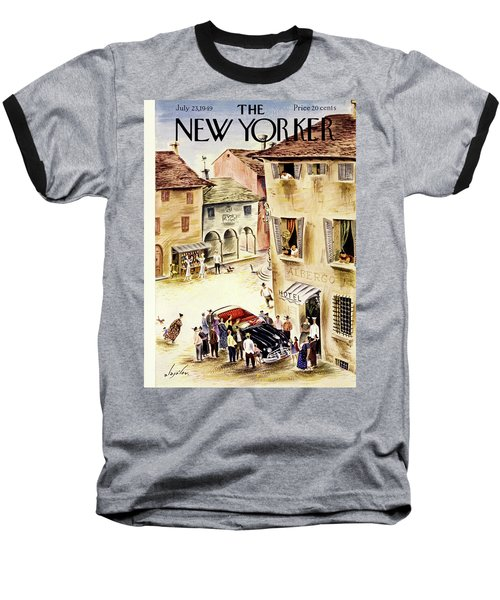 New Yorker July 23 1949 Baseball T-Shirt