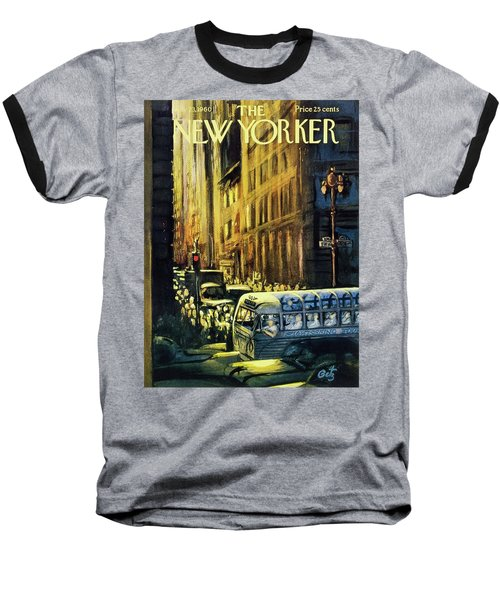 New Yorker July 23 1960 Baseball T-Shirt