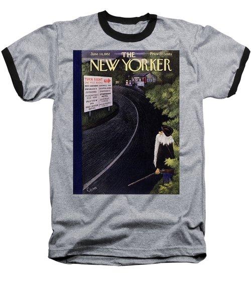 New Yorker June 14 1952 Baseball T-Shirt