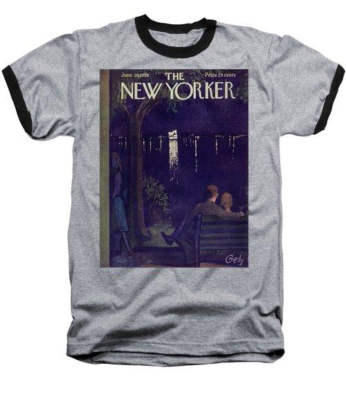 New Yorker June 28 1958 Baseball T-Shirt
