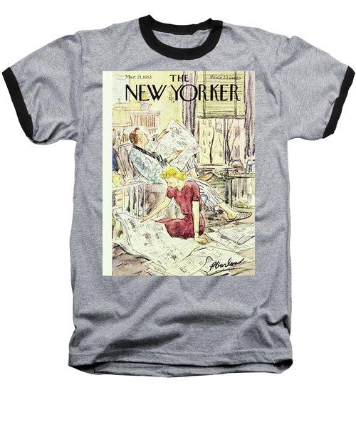 New Yorker March 21 1953 Baseball T-Shirt