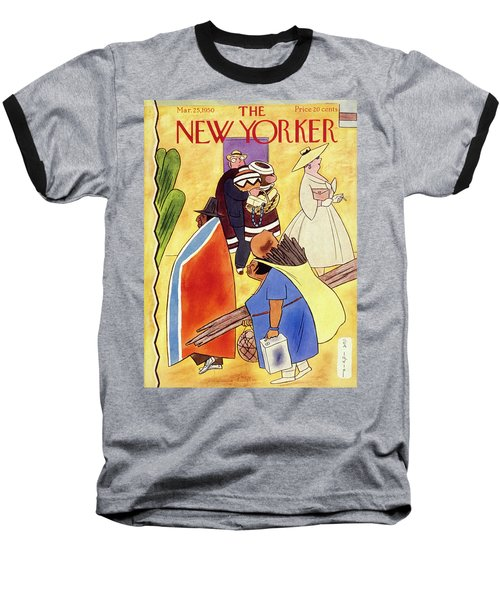 New Yorker March 25 1950 Baseball T-Shirt