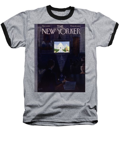 New Yorker March 3, 1955 Baseball T-Shirt