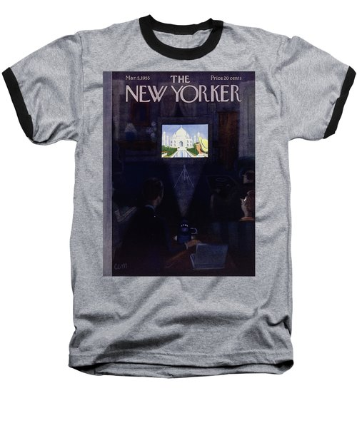 New Yorker March 5, 1955 Baseball T-Shirt