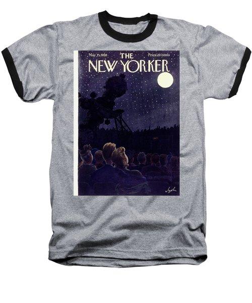 New Yorker May 13 1950 Baseball T-Shirt