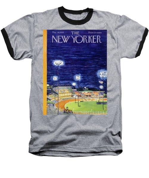 New Yorker May 16 1959  Baseball T-Shirt