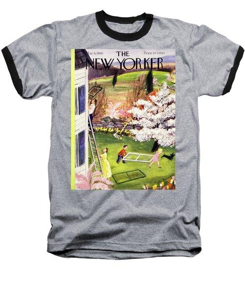New Yorker May 6 1950 Baseball T-Shirt