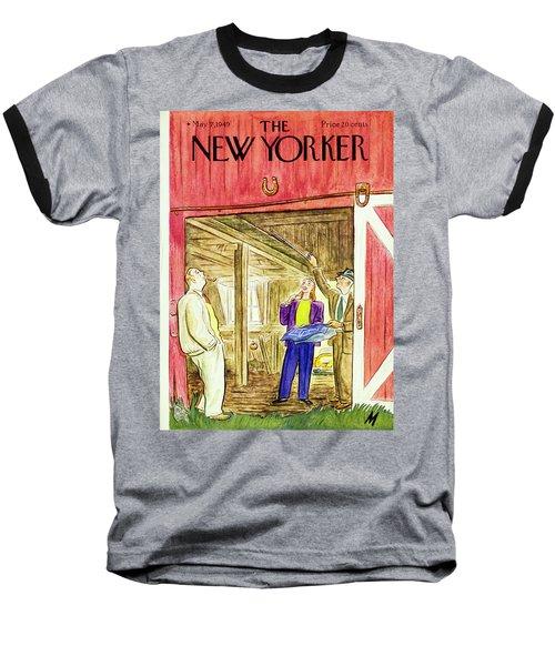 New Yorker May 7 1949 Baseball T-Shirt
