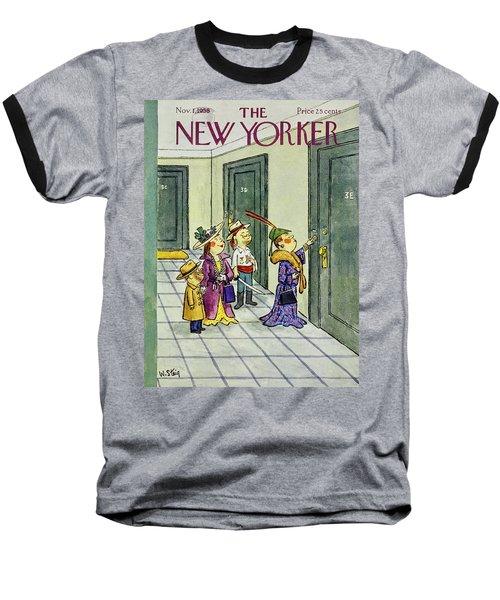 New Yorker November 1 1958 Baseball T-Shirt