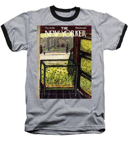 New Yorker November 15 1952 Baseball T-Shirt
