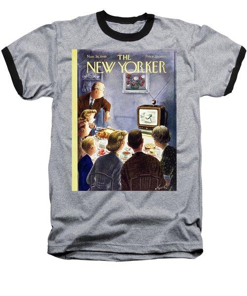 New Yorker November 26 1949 Baseball T-Shirt