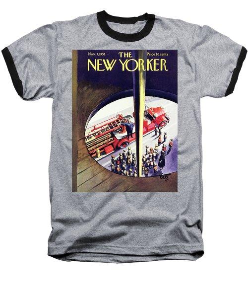 New Yorker November 7 1953 Baseball T-Shirt