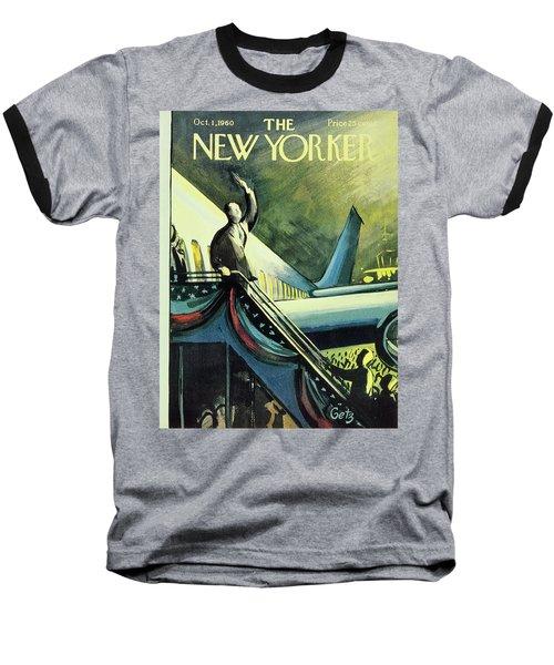 New Yorker October 1 1960 Baseball T-Shirt
