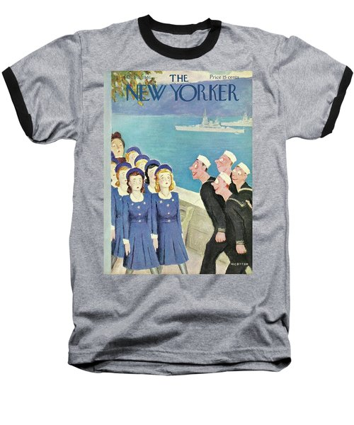 New Yorker October 11 1941 Baseball T-Shirt