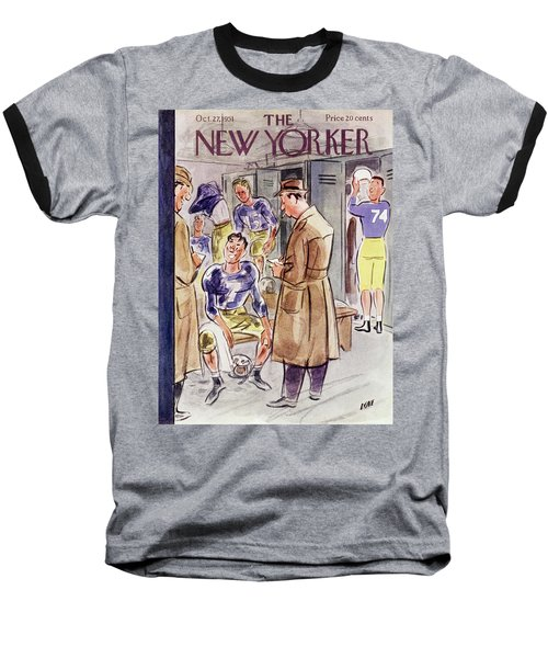 New Yorker October 27 1951 Baseball T-Shirt