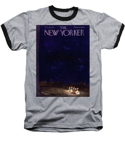 New Yorker October 29 1955 Baseball T-Shirt