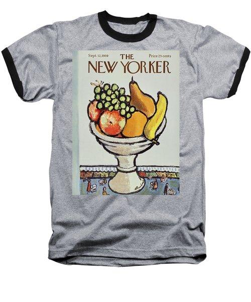New Yorker September 12 1959 Baseball T-Shirt