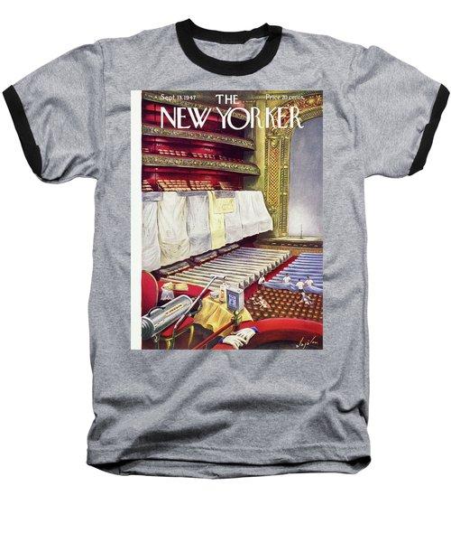 New Yorker September 13 1947  Baseball T-Shirt