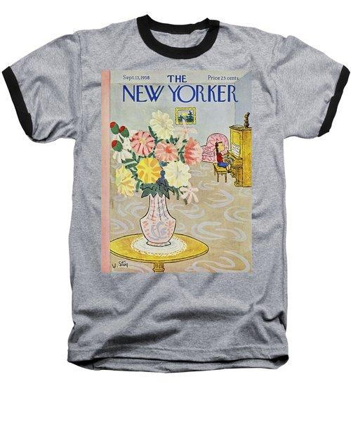 New Yorker September 13 1958 Baseball T-Shirt