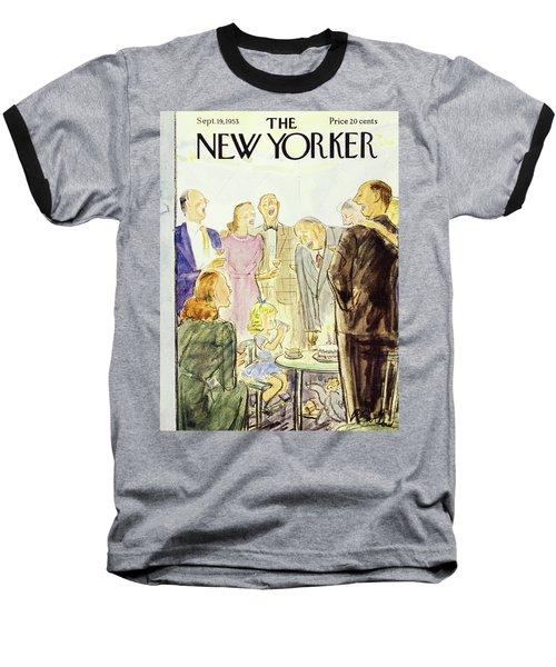 New Yorker September 19 1953 Baseball T-Shirt