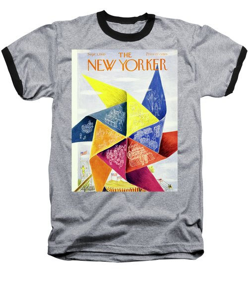 New Yorker September 3 1949 Baseball T-Shirt