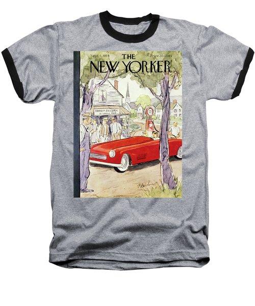 New Yorker September 4 1954 Baseball T-Shirt