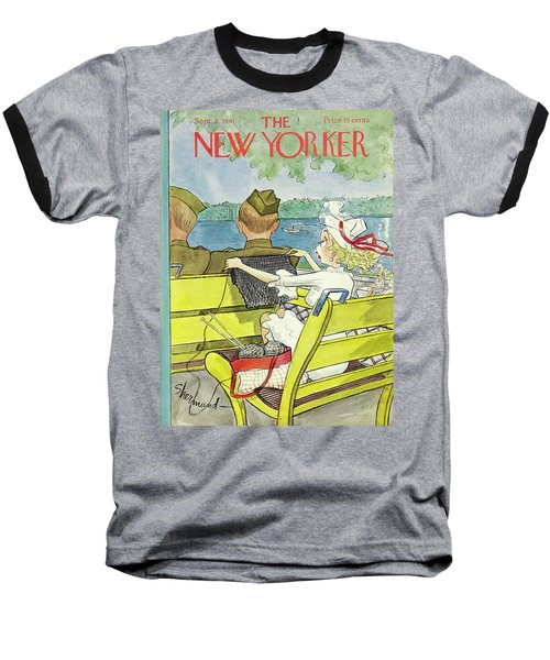 New Yorker September 6 1941 Baseball T-Shirt