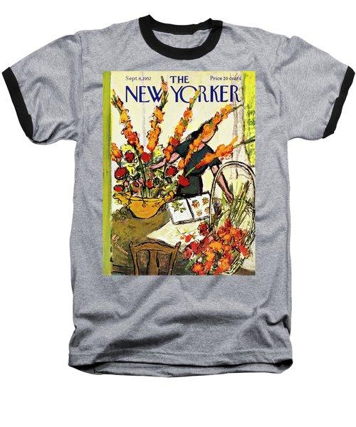 New Yorker September 6 1952 Baseball T-Shirt
