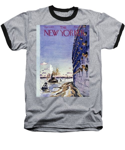 New Yorker September 8 1945 Baseball T-Shirt