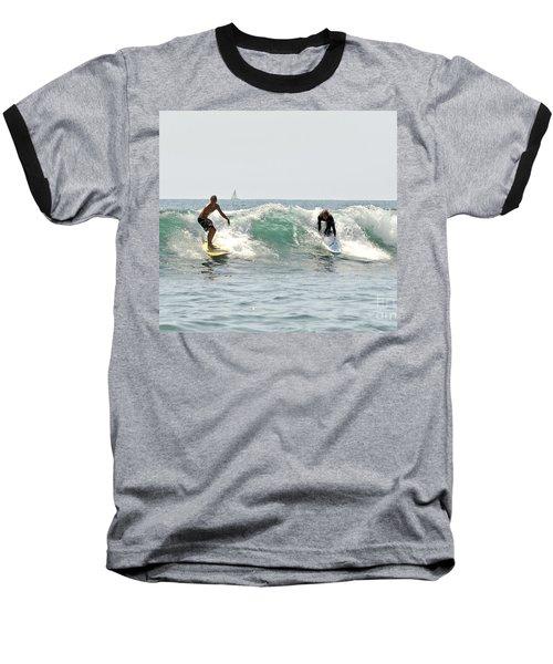 New Zealand Surf Baseball T-Shirt