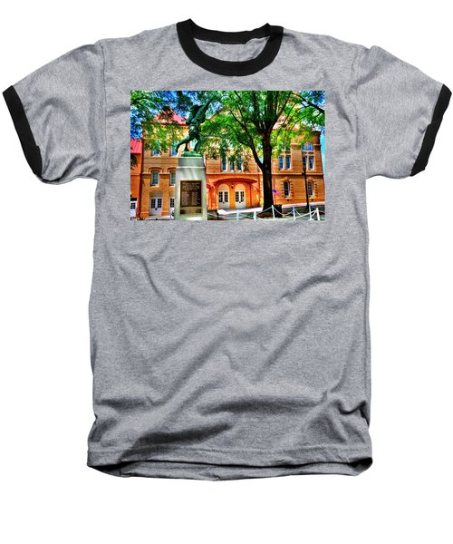 Newberry Opera House Baseball T-Shirt
