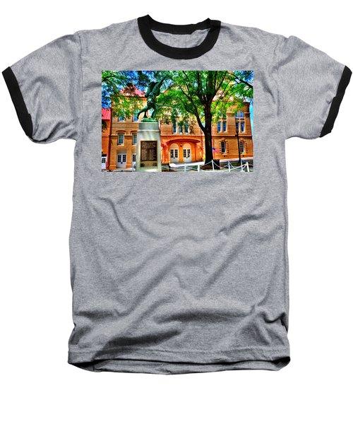 Newberry Opera House Baseball T-Shirt