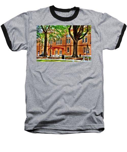 Newberry Opera House Newberry Sc Baseball T-Shirt