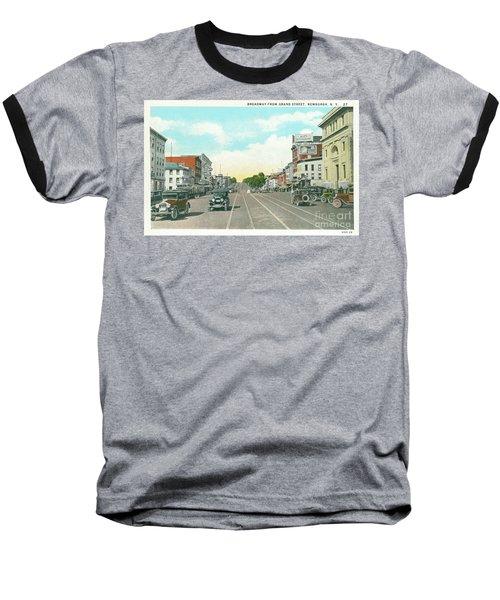 Newburgh Broadway - 05 Baseball T-Shirt
