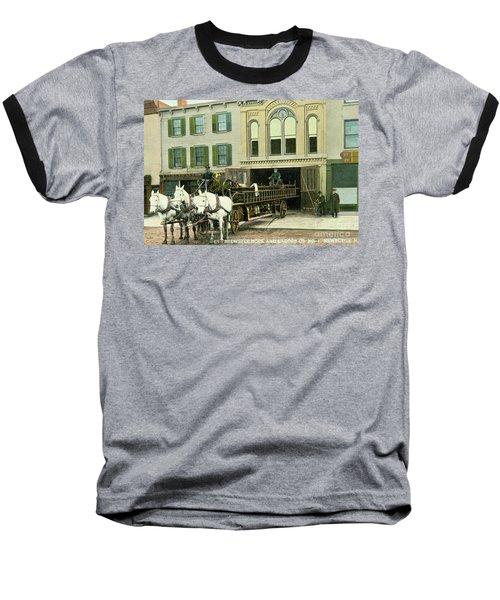 Newburgh Broadway - 07 Baseball T-Shirt