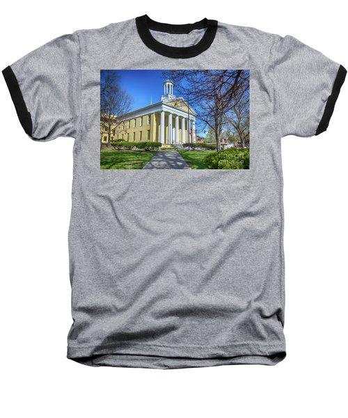 Newburgh Courthouse On Grand Street 1 Baseball T-Shirt