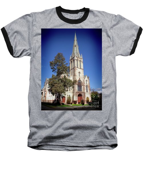 Newburgh First United Methodist Church Baseball T-Shirt
