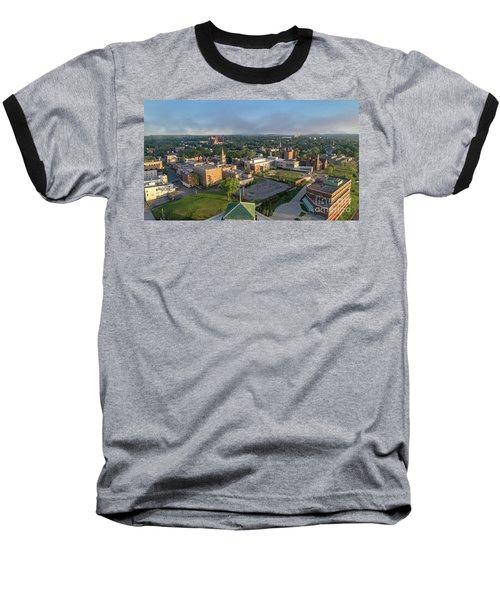 Newburgh New York At Sunrise Baseball T-Shirt