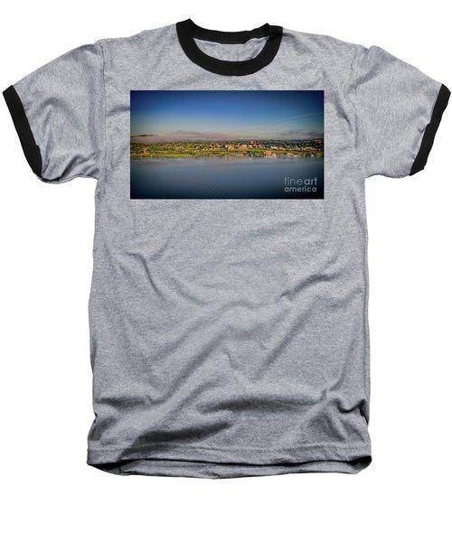 Newburgh, Ny From The Hudson River Baseball T-Shirt