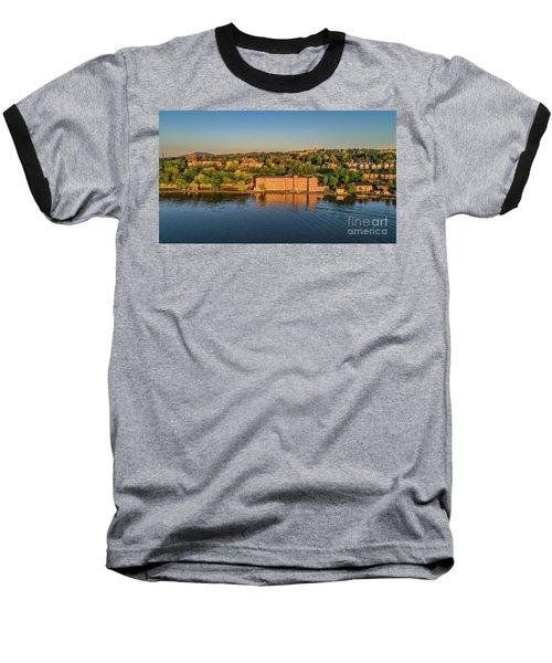 Newburgh Waterfront At Sunrise 2 Baseball T-Shirt