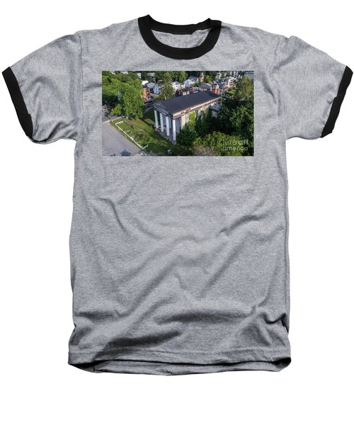 Newburghs Dutch Reformed Church Baseball T-Shirt