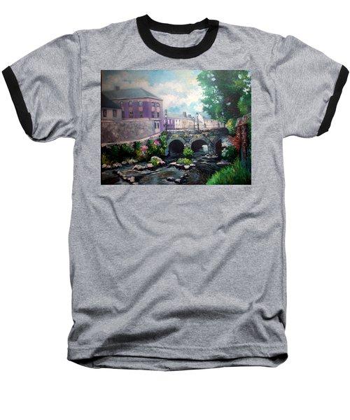 Newcastle West Co Limerick Baseball T-Shirt
