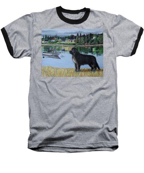 Newfoundland In Labrador Baseball T-Shirt